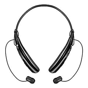 Lg Tone Pro Hbs-750 Bluetooth Headset - Black