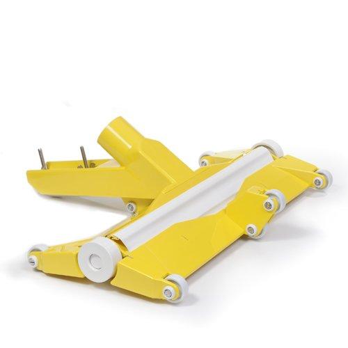 Fairlocks - Cabezales de aspiradoras para piscinas de hormigón (48,3cm)