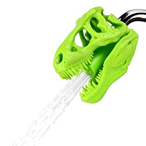 Wash 'n Rugido T-Rex alcachofa de ducha–verde