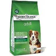 Arden Grange Lamb and Rice Adult Dog Food - 12 kg