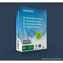 Excel-Tuning Rechnungsprogramm