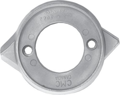 Martyr CMV-18 Aluminum Alloy Volvo Penta Large ring Anode by Martyr Anodes -