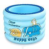 Baby-Pool Extra dicke Isolierung Neugeborenen Kinderpool tragbare aufblasbare Pool vier Jahreszeiten Universal,C