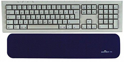 Durable 570406 Handgelenkauflage 1 Stück blau