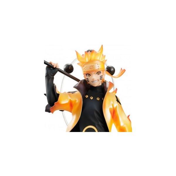 Naruto Shippuden - Naruto Uzumaki deities hermit mode Limited Edition [G.E.M.][Importación Japonesa] 2