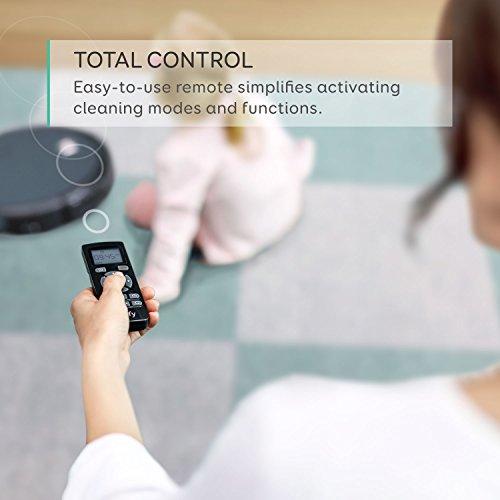 comprare on line eufy Robot Aspirapolvere RoboVac 11 - Robot Domestico per la Pulizia dei Pavimenti con 4 Modalità di Pulizia, Sensori Anti-Caduta, 1.5 Ore di Autonomia, Filtro ad Alta Prestazione per Pelo Animale prezzo