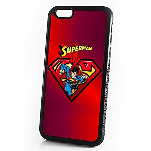 (für iPhone 6/iPhone 6S) Durable Schutz Weiche Rückseite Fall Telefon Cover-A11012Superman