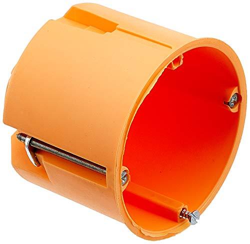 Blass Elektro 22052 Tiefraumhohlwanddose 60 mm orange, 25er Pack