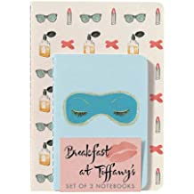 Breakfast at Tiffany's Notebooks (Set of 3)