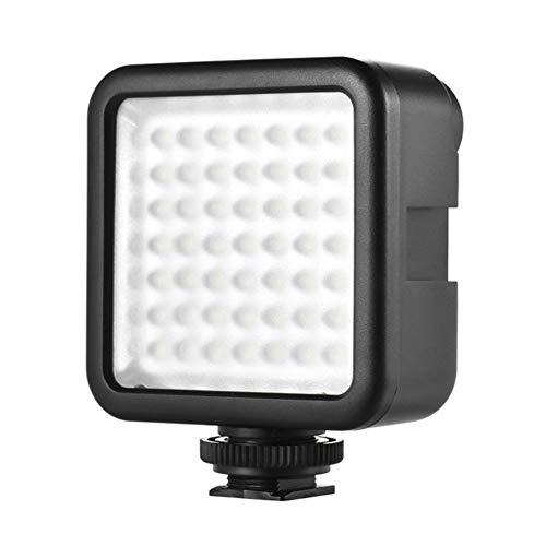 Super helle 49pcs LED Instrumententafel-Lampe verwendbar für Hochzeits-Fotografie-Lampen-Kamera-Nachrichten-Interview-Blitz-Fülle-Licht - Bottom Mount Licht