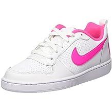 innovative design 1f3d1 9d59c Nike Damen Court Borough Low (Gs) Basketballschuhe