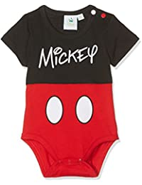 Disney Mickey Babies Body - rouge