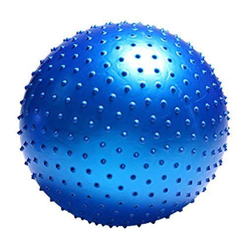 AIYKXY Soft Ball, Yoga Gymnastik üBung Therapie Workout Gymnastikball, Balance Ball 55-85Cm Yoga Ball Mit Pumpe Anti-Burst Fitness Balance Ball FüR Core Strength