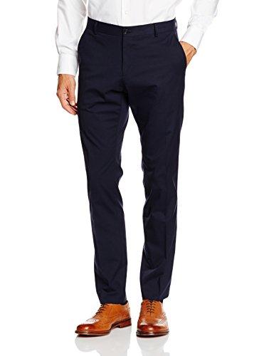 SELECTED HOMME Herren Anzughose Blau (Navy Blazer)