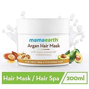 Mamaearth Argan Hair Mask, 200ml