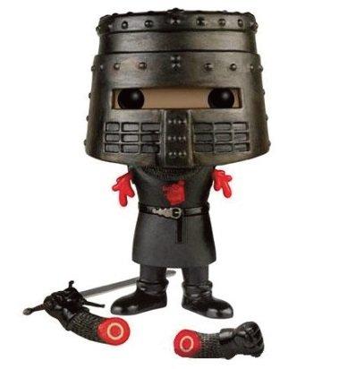 Funko - Figurine Monthy Python - Black Knight Flesh Wound Exclu Pop 10cm - 0849803065065