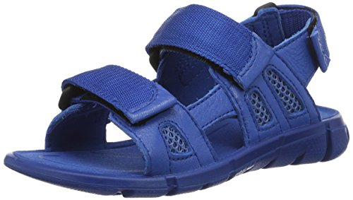 Ecco Unisex-Kinder Intrinsic Sandal, Blau (57995BERMUDA Blue/Cobalt), 35 EU
