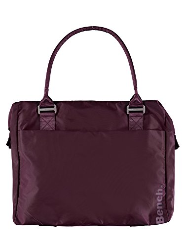 Bench Damen Broadfield 3 Sporttasche Rot (Dunkelrot)