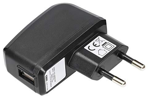 mumbi USB Ladegerät 2100mA einsetzbar als Netzteil / Ladekabel / Ladegerät - Ladeadapter schwarz