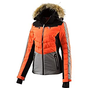 McKINLEY Beverly Damen Skijacke red Light/Black