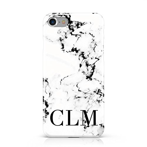 personalised-marble-black-initials-7-mobile-phone-case-cover-for-apple-iphone-7