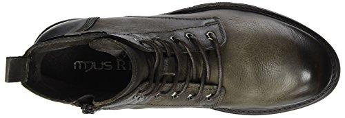 Mjus Herren 334204-0201 Combat Boots Braun (Silice+London)