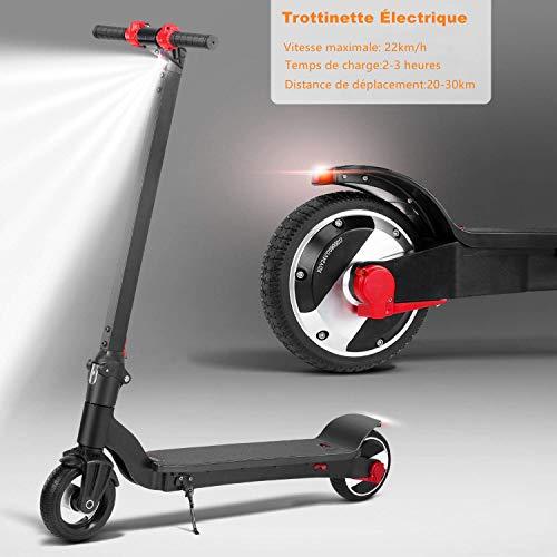 Scooter Trottinette Électrique Pliable Pour...