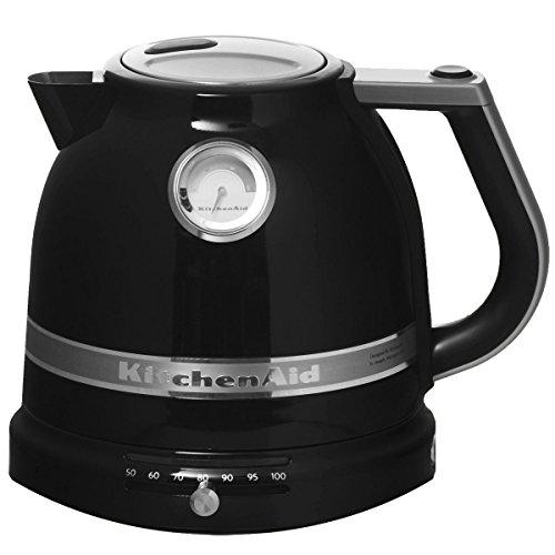 Kitchenaid 5KEK1522EOB Artisan-Wasserkocher, schwarz