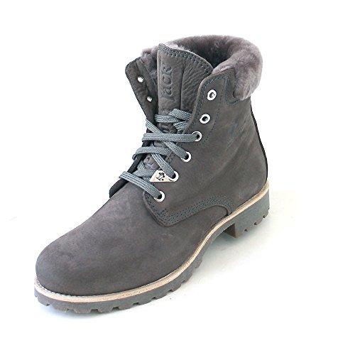 Damenschuhe Einlegesohle Stiefel Boots Stiefelette herausnehmbare Grau Jack Panama 03 Modische Schn眉rstiefel Damen Panama B20 Igloo 1B4wC5xHq