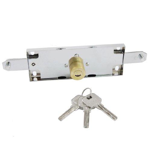 Aexit cerradur de la puerta del obturador enrollable de metal para com