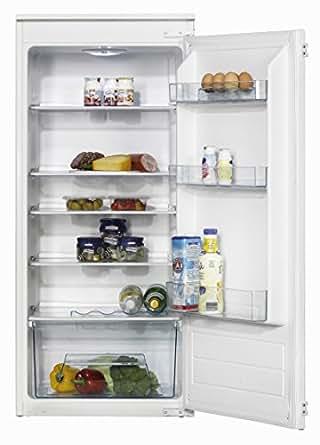 Amica EVKS16165 Réfrigérateur 206 L A+ Blanc