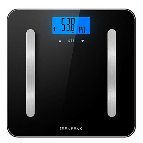 Nota: Cuando usted quiere medir los datos corporal , deberá estar descalzo  Un paso claro hacia un estilo de vida saludable  La salud no solo depende de su peso. Ya sea que quiera perder peso o mantenerse en forma, el peso no es el único factor que t...