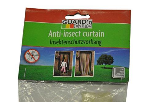 Edco Insektenschutz-Vorhang, 36Streifen, 90x 210cm