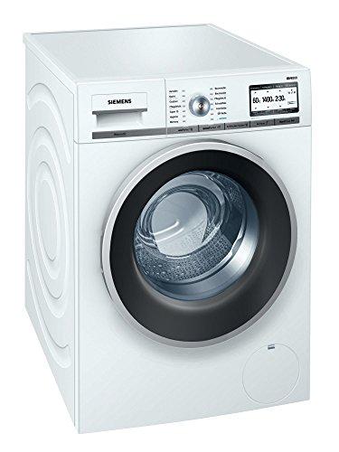 Siemens WM4YH741 Home Connect iQ800 Waschmaschinen / Frontlader Freistehend / A+++ / 1360 UpM / Antiflecken-System