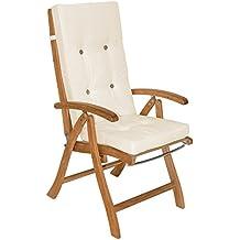 suchergebnis auf f r hochlehner auflagen 10 cm. Black Bedroom Furniture Sets. Home Design Ideas