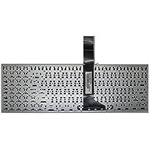 Para portátil teclado para ASUS K56K56C K56CA K56CB K56CM negro sin marco la América Latina 9z.n8ssu. 41E 0KNB0–612bla000kn0-pe1la13