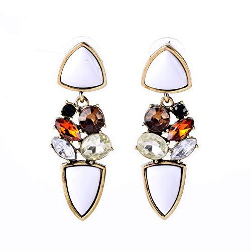 ZHWM Ohrringe Ohrstecker Ohrhänger Charming Statement Ohrringe Online-Shop Bobo Chic BijouterieOhrringe Für Frauen Mädchen Geschenkzubehör