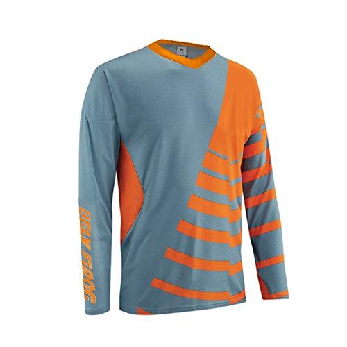 Uglyfrog 2018 Jersey Motocross Mountain Bike Downhill Shirt Herren Langarm