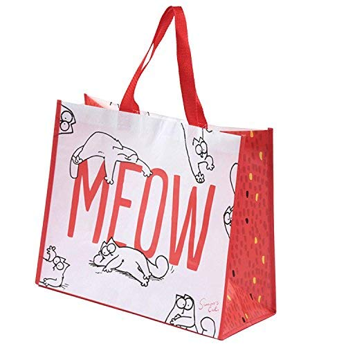 Sac Shopping - Simon s Cat - MEOW