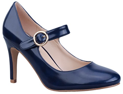 Greatonu - Strap alla caviglia donna Blue