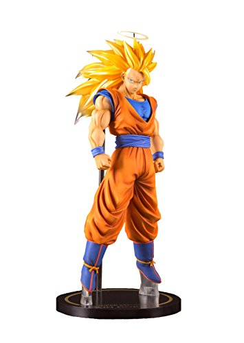 Bandai Tamashii Nations FiguartsZERO EX Super Saiyan 3 Son Goku Dragon Ball Z Action Figure