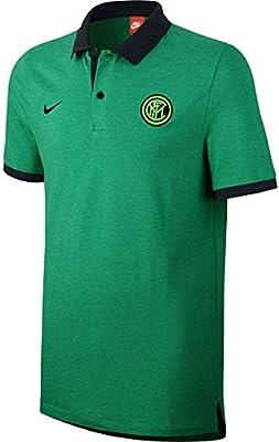 Nike Inter M Nsw Gsp Pq Aut - Polo de manga corta para hombre, color verde, talla XL