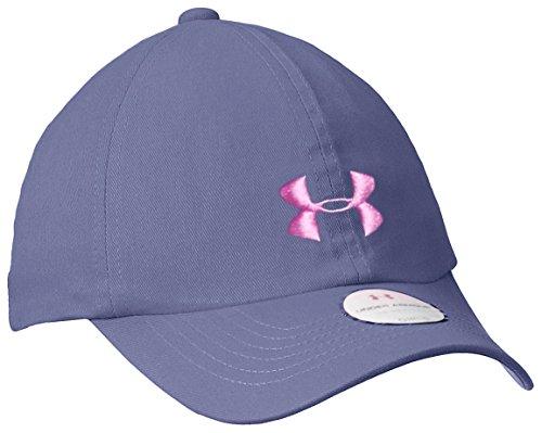Under Armour Girls' Sportswear Solid Curved Brim Cap