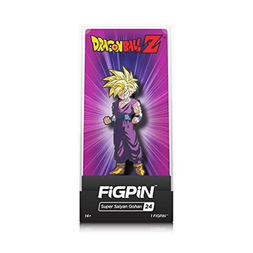 Dragon Ball Z 3-Inch Collectible Enamel FiGPiN - Super Saiyan Gohan