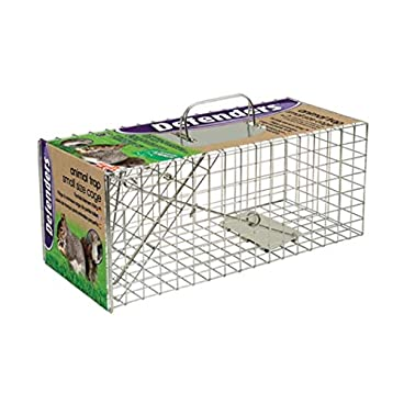 STV International Defenders Animal Trap Cage