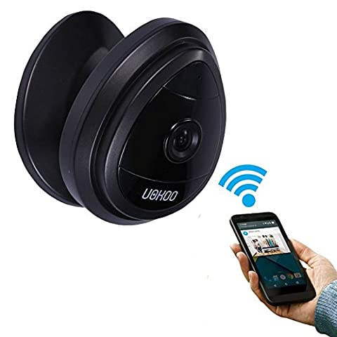 Mini IP Camera, UOKOO Home WiFi Security Surveillance Camera System with Motion Detection/Email Alert