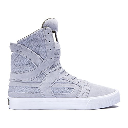 Supra Skytop II chaussures Light Grey Olive