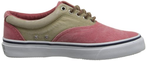 Sperry , Baskets pour homme Rouge