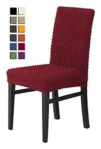 Scheffler home nena housses pour chaises 2 pi ces stretch - Housse de chaise moderne ...