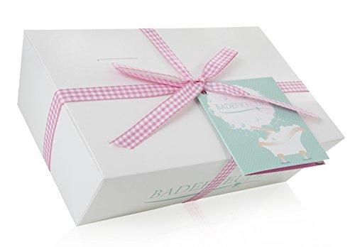 Lumunu Deluxe Badebomben 8er Geschenkset Badefreude Euphoria -